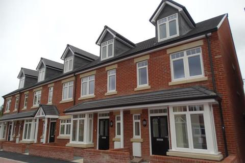 3 bedroom townhouse to rent - 6 Lorelei Close, Sparrow Lane, Shrewsbury, SY2 6FQ