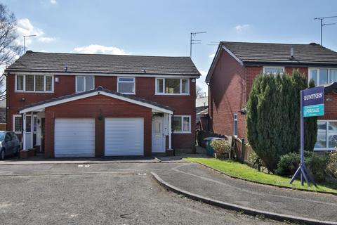 3 bedroom semi-detached house for sale - Edward Street, Hurstead, Rochdale, OL12 9NR
