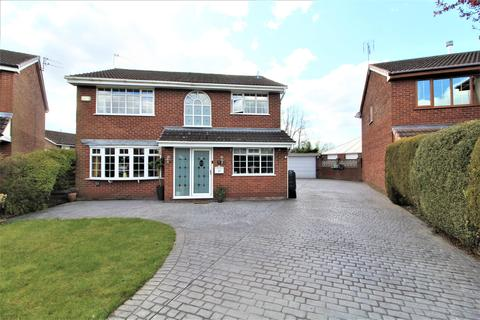 5 bedroom detached house for sale - Oldbury Close, Heywood, OL10 2NQ