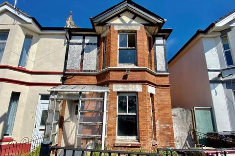 3 bedroom semi-detached house for sale - Wolverton Road, Bournemouth, BH7 6HX