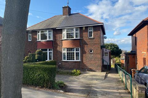 3 bedroom semi-detached house for sale - Thorpe House Avenue, Norton Lees, S8 9NG
