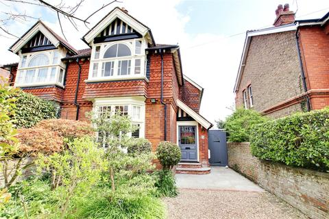 3 bedroom semi-detached house for sale - Grove Road, Broadwater, Worthing, West Sussex, BN14