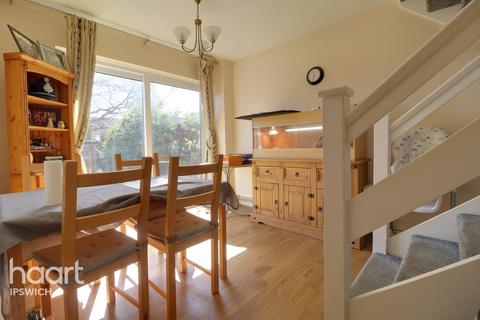 3 bedroom end of terrace house for sale - St Osyth Close, Ipswich