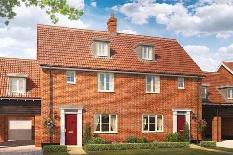 4 bedroom semi-detached house for sale - Plot 47 Heronsgate, Blofield, Norwich, Norfolk, NR13
