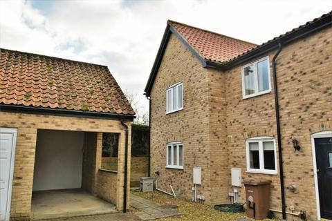3 bedroom end of terrace house for sale - Saxon Place, Lakenheath
