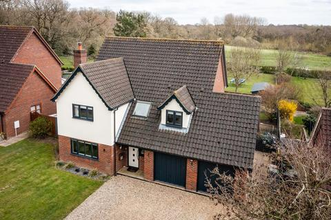 4 bedroom detached house for sale - Beetley