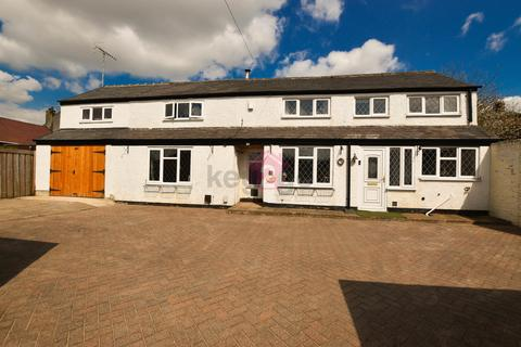 4 bedroom detached house for sale - Prospect Road, Old Whittington, Chesterfield, S41