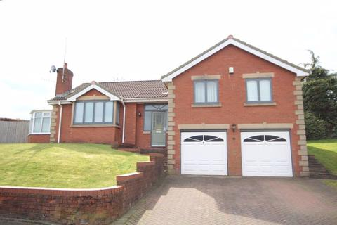 3 bedroom detached bungalow for sale - MOOR HILL, Norden, Rochdale OL11 5YB