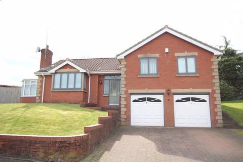 3 bedroom detached bungalow for sale - MOOR HILL, Norden, Rochdale OL11 5YB