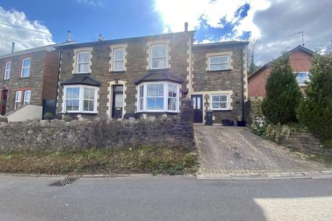 4 bedroom detached house for sale - Manor Way, Abersychan