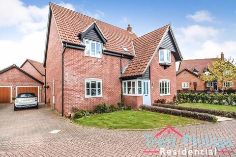 5 bedroom detached house for sale - Mileham Drive, Norwich