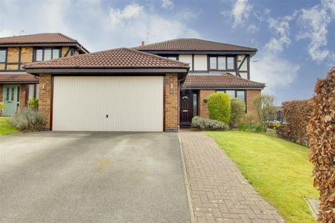 4 bedroom detached house for sale - Helmsdale Close, Arnold, Nottinghamshire, NG5 8DH