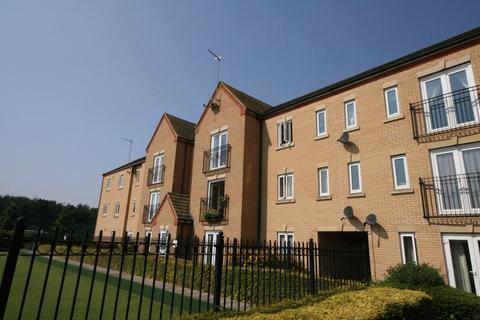 1 bedroom ground floor flat for sale - Brook View, Grange Park, Northampton, NN4
