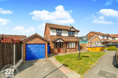 3 bedroom detached house to rent - Barford Close, Westbrook, Warrington, WA5
