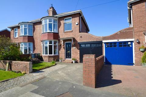 3 bedroom semi-detached house for sale - Walwick Road, South Wellfield, Whitley Bay