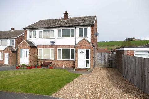 3 bedroom semi-detached house for sale - Woldgate, North Newbald