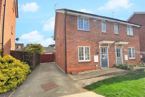 3 bedroom semi-detached house for sale - Langthwaite Close, Brough