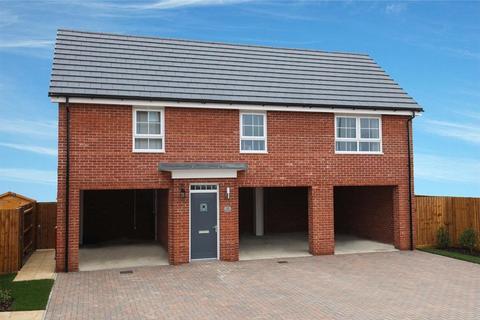 2 bedroom detached house for sale - Plot 146, Alcester at Fairfields, Vespasian Road, Fairfields, MILTON KEYNES MK11