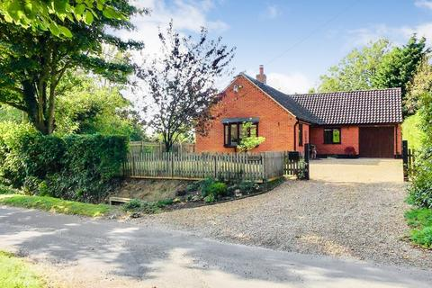 3 bedroom detached bungalow for sale - Chapel Road, Carleton Rode, Norwich