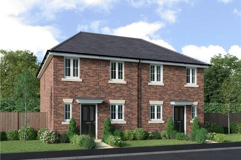 3 bedroom semi-detached house for sale - Plot 101, The Buxton at Woodcross Gate, Off Flatts Lane, Normanby TS6