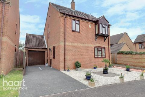 4 bedroom detached house for sale - Circus End, Northampton