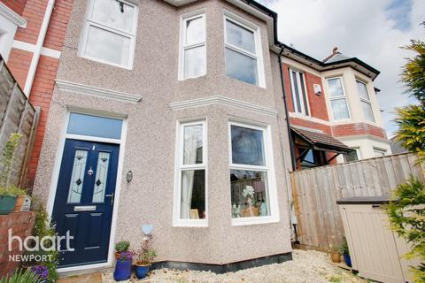 4 bedroom terraced house for sale - Bryngwyn Road, Newport