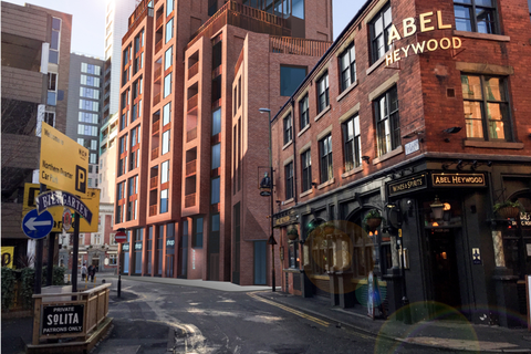 2 bedroom townhouse for sale - Northern Quarter Apartments, Manchester, M1