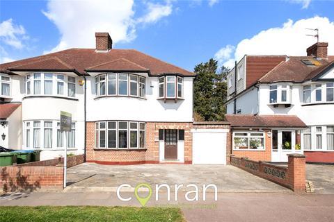 3 bedroom semi-detached house to rent - Broadwalk, London, SE3