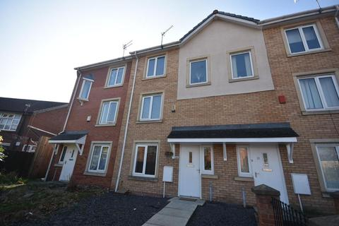 4 bedroom townhouse to rent - Sadler Court, Hulme, Manchester, M15 5RP.