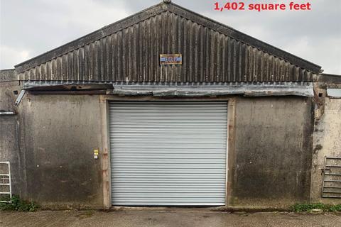 Distribution warehouse to rent - 1402 Sq Ft -Unit 2, Trebilcock Yard, Victoria, Roche, Cornwall, PL26