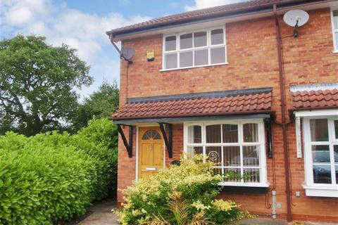 2 bedroom end of terrace house to rent - Lordswood Close, Redditch, B97 5YD
