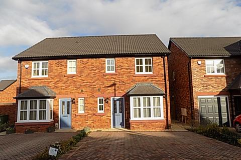 3 bedroom semi-detached house to rent - Goodwood Drive, The Ridings, Durdar, Carlisle, CA2