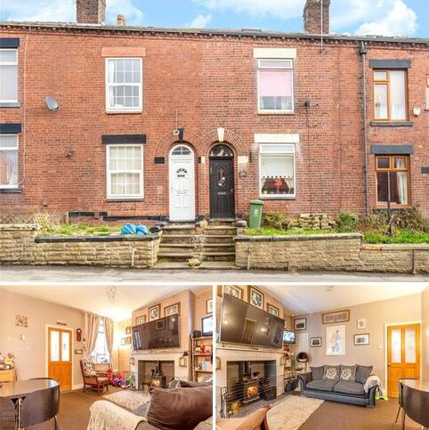 4 bedroom terraced house for sale - Abbey Hills Road, Oldham, OL4