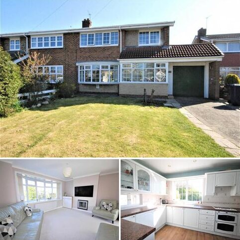 3 bedroom semi-detached house for sale - Mitford Road, South Shields
