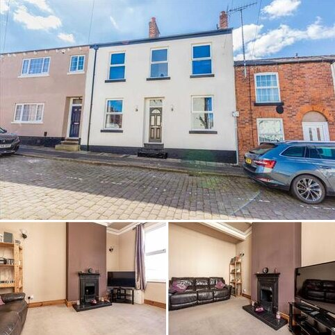 4 bedroom terraced house for sale - Hope Street West, Macclesfield
