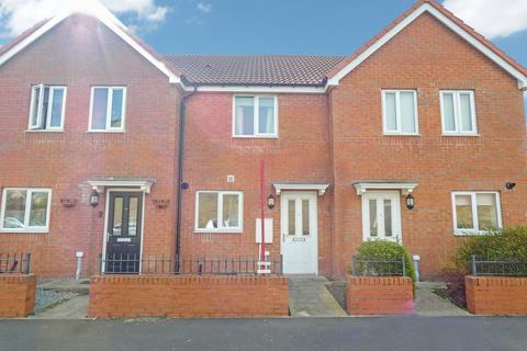 2 bedroom terraced house for sale - Redworth Mews, Ashington, Northumberland, NE63 0QF