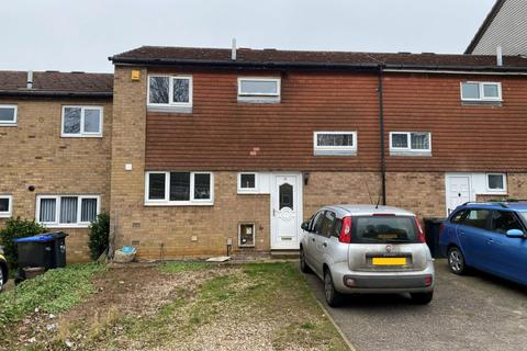 3 bedroom terraced house for sale - Moorfield Square, Southfields, Northampton NN3 5BD