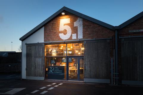 Office to rent - Paintworks, Arnos Vale, Bristol, BS4