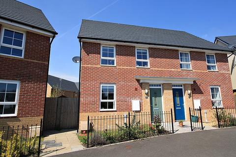 3 bedroom semi-detached house for sale - Rhodfa Bryn Rhydd, Lanelay Hall, Talbot Green, Pontyclun. CF72 9FD