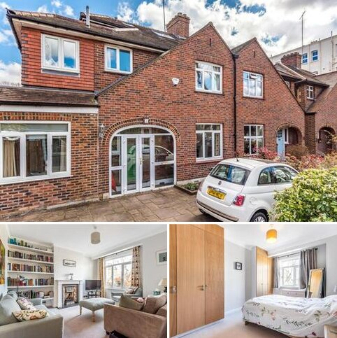5 bedroom semi-detached house for sale - Spencer Road, Chiswick