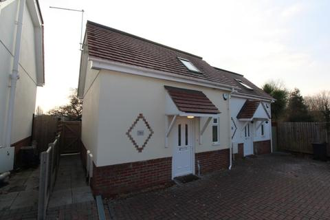 2 bedroom semi-detached house to rent - Wharfdale Road, Parkstone