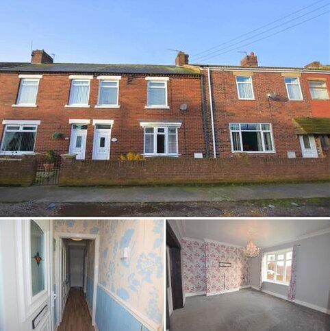 3 bedroom terraced house to rent - Brooklyn Terrace North, Murton, Seaham, Co. Durham, SR7