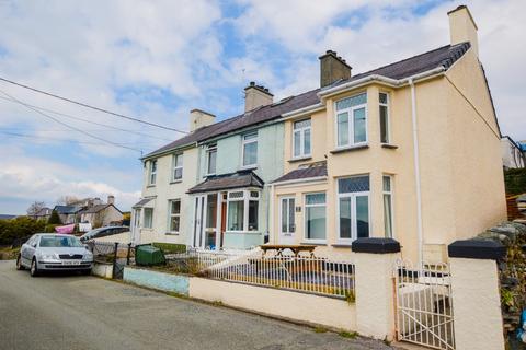 2 bedroom end of terrace house for sale - Carneddi Road, Carneddi, Bethesda, Gwynedd, LL57