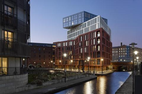 1 bedroom apartment to rent - Burlington House Tariff Street Manchester M1