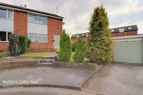 2 bedroom semi-detached house for sale - Stevenage Close, Macclesfield