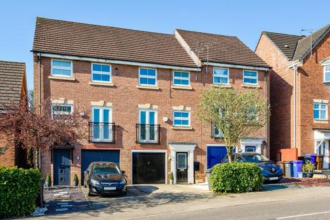 3 bedroom townhouse for sale - 74 Middlewood Drive East, Wadlsey Park Village, Sheffield, S6 1RS