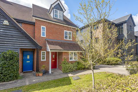 3 bedroom end of terrace house for sale - Mill Place, Micheldever Station, Winchester, Hampshire, SO21