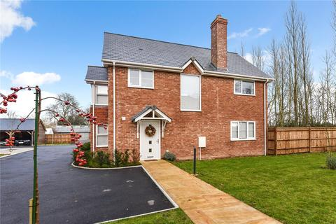 3 bedroom end of terrace house for sale - Trimming Close, Bentley, Farnham