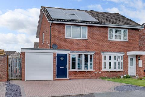 2 bedroom semi-detached house for sale - Flaxley Close, Winyates Green, Redditch B98 0QS