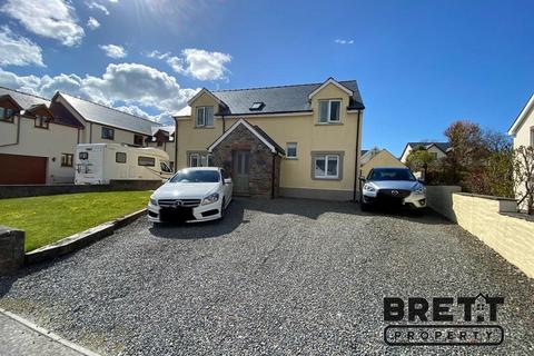 4 bedroom detached house for sale - The Glades, Rosemarket, Milford Haven, Pembrokeshire. SA73 1JQ